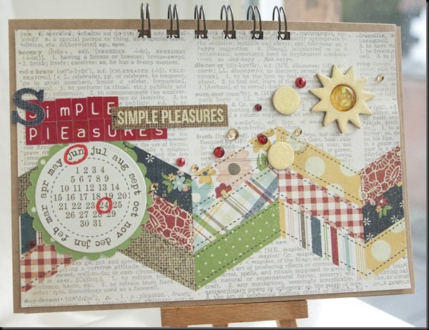 Simple Pleasures Minibook #1