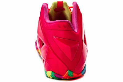 nike lebron 11 gs fruity pebbles 3 04 Coming Soon: Nike LeBron XI GS Fruity Pebbles