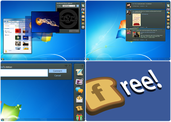 FlipToast - Best Desktop Application for Facebook