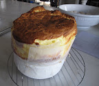 You're silly, Francesca.  Don't you know that a soufflé waits for no one?