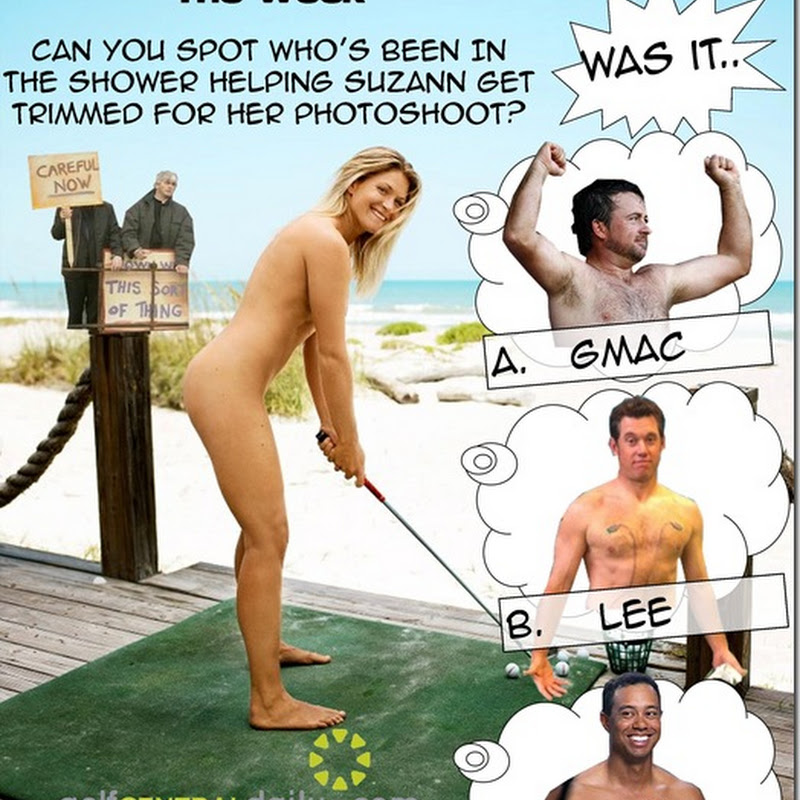 The Ultimate Naked Suzann Pettersen Really Tough Golf Quiz