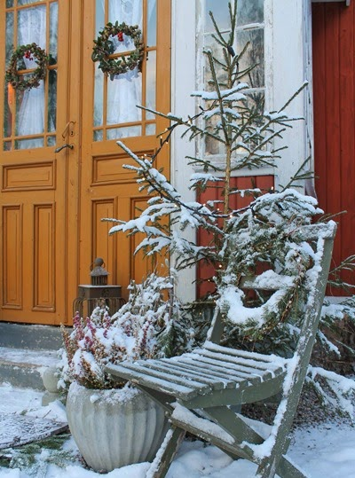 Krans. Foto: Erika Åberg