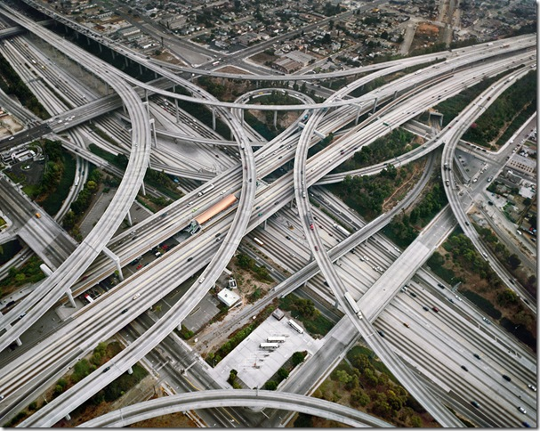 Edward Burtynsky - highway-2-los-angeles