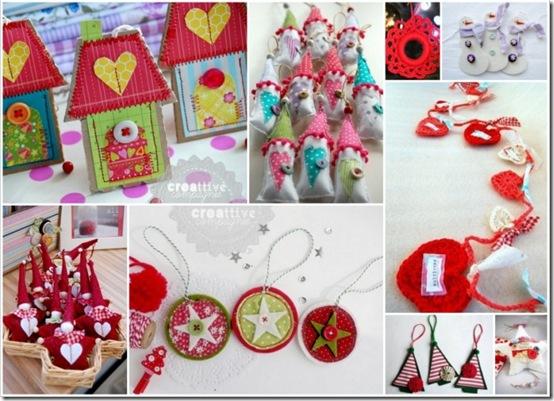 creattivecompagnie - Natale handmade