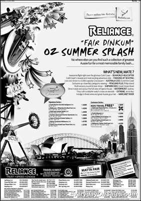 Reliance-Fair-Dinkum-OZ-Summer-Splash-2011-EverydayOnSales-Warehouse-Sale-Promotion-Deal-Discount