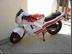 Honda CBR400F01