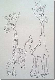 giraffe-line-drawing-350px