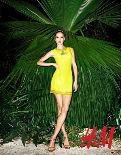 hm-conscious-collection-2012-minidress-fluo