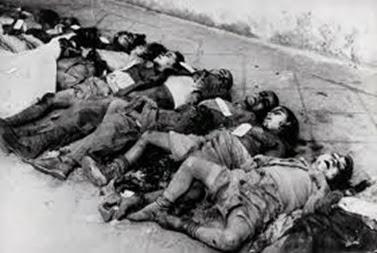 víctimas del franquismo