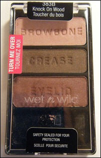 Wet n Wild Knock On Wood