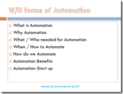 IntroToAutomation