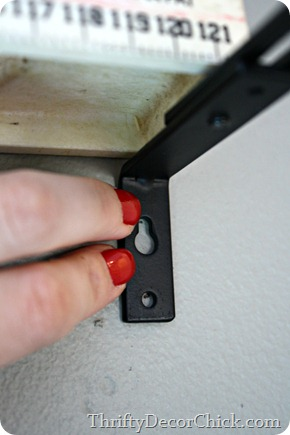 how to hang drapery hardware