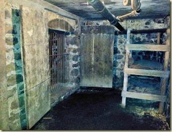 Pendleton Underground Jail
