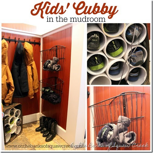 kids' cubby