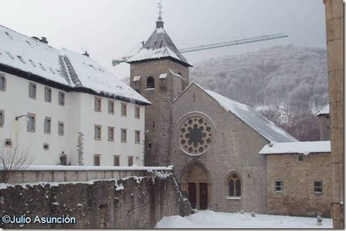 Iglesia de la Virgen de Roncesvalles
