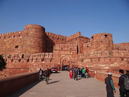 02. Agra Fort, India.JPG