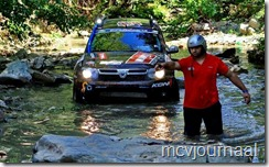 Dacia Duster Balkan Bresau Rally 2012 11
