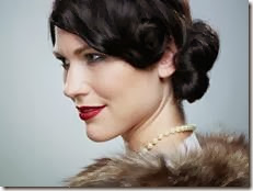 How to Create a Updo for the Holidays