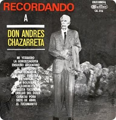 Don Andres Chazarreta