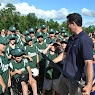 Brewster Little League Check Presentation