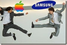 Apple batte Samsung