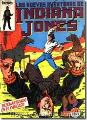 P00023 - Indiana Jones nº23 .howtoarsenio.blogspot.com