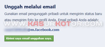 Cara Update Status Facebook Lewat Google+ Plus