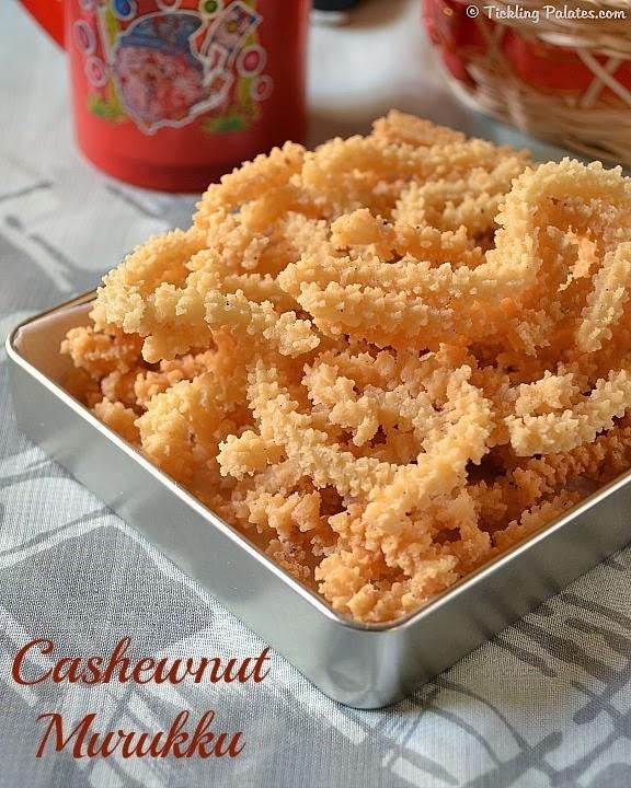 Mundhiri Murukku recipe
