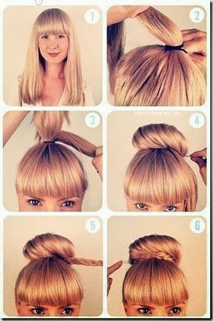 hair-bun-tutorial