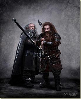 hobbit-dwarves - Oin, Gloin