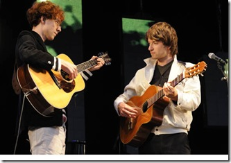 kings of convenience guadalajara 2011
