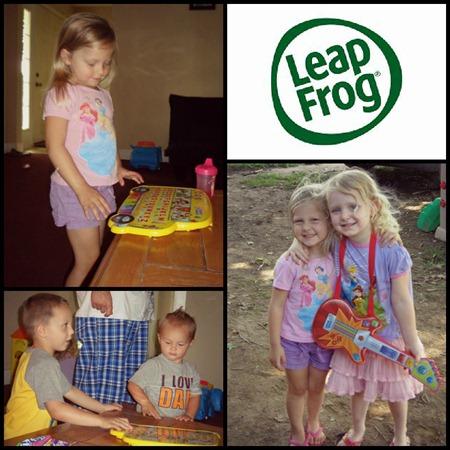 LeapFrog-Collage