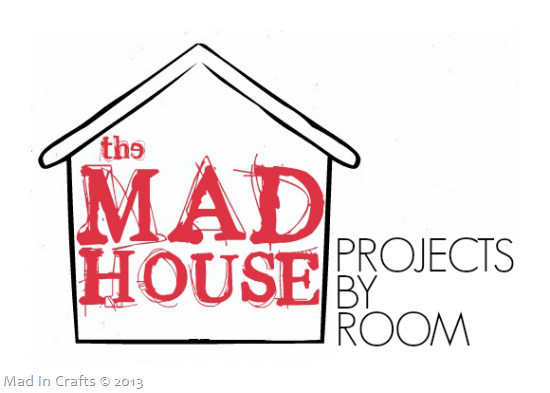 the mad house projects by room