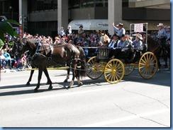 8842 Alberta Calgary Stampede Parade 100th Anniversary