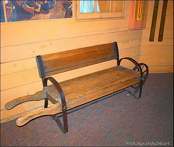 Timberline Bench