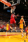 lebron james nba 130224 mia vs cle 06 LeBron Debuts Prism Xs As Miami Heat Win 13th Straight