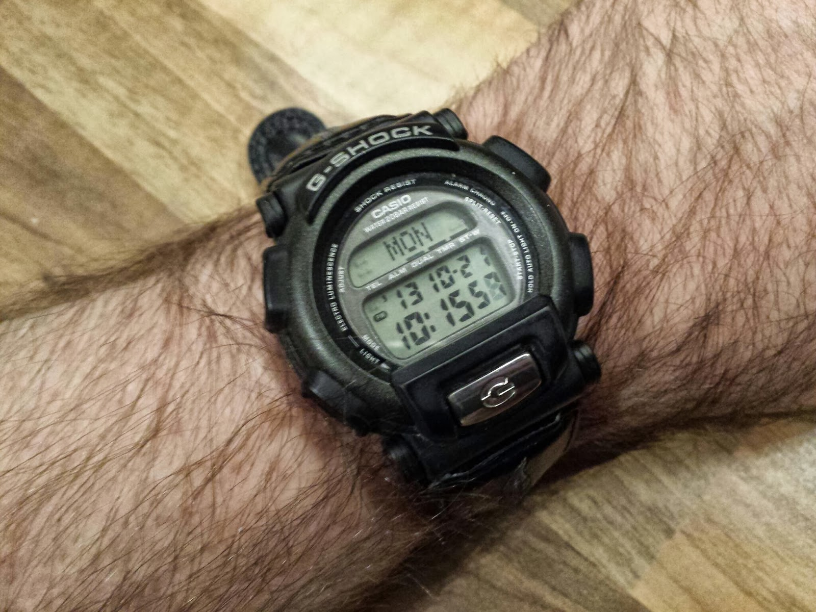 how to delete a line on the casio fx9860gii