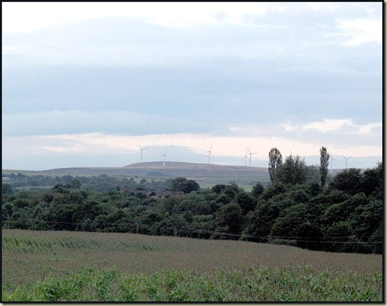 A view north, from the Irwell Valley