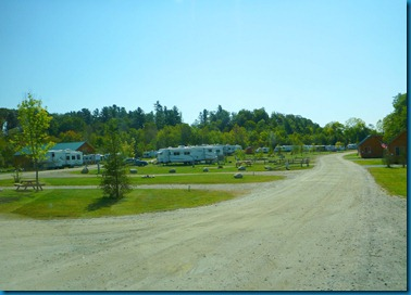 The RV Park Although A Nice Was No Where Near As All Of Our Previous Weeks Spots And It First Time In Week We Had To