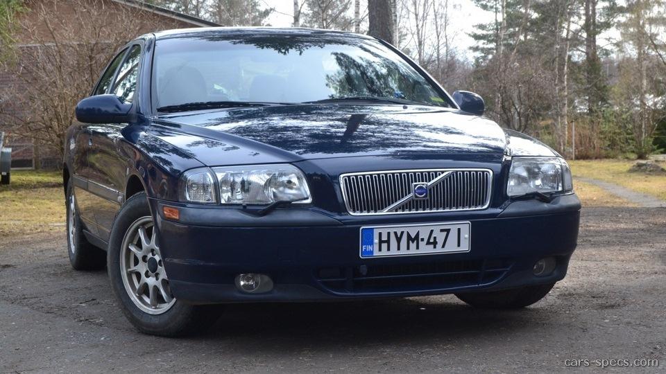 2000 Volvo S80 Sedan Specifications, Pictures, Prices