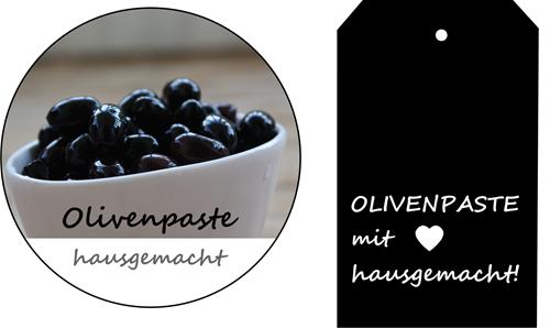 Etikette_Olivenpaste