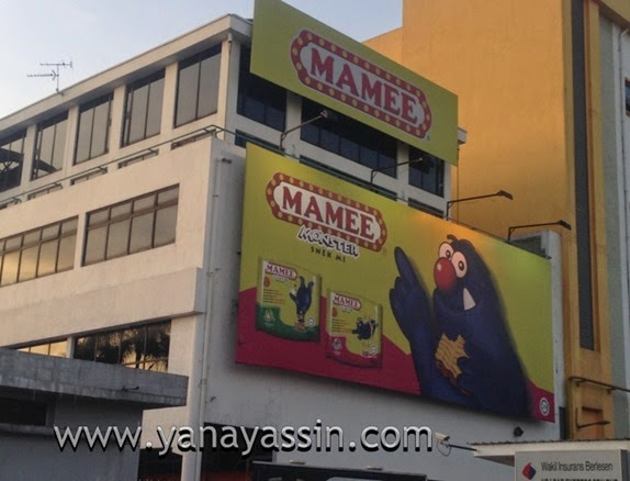 Kilang Produk Mamee Melaka Subang   150