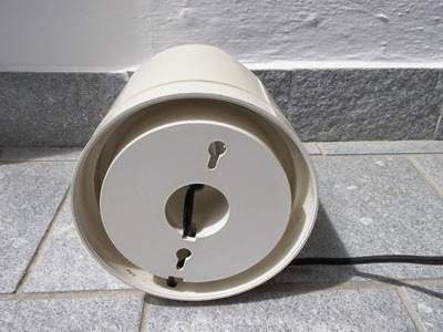 white lamp 1