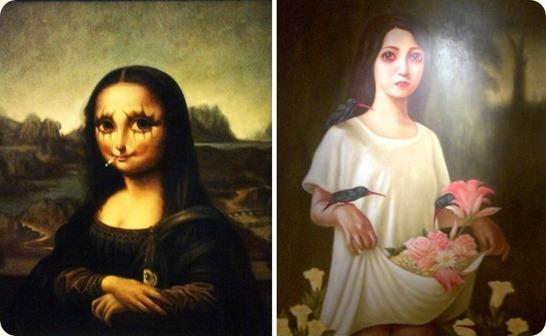 Mona Lisa Overdose