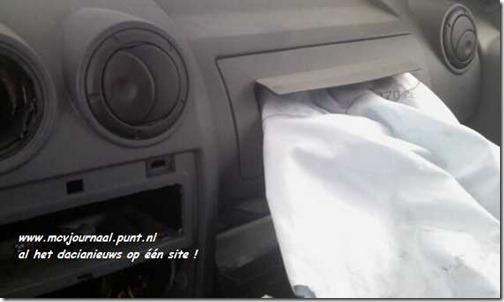 Airbags Dacia 02