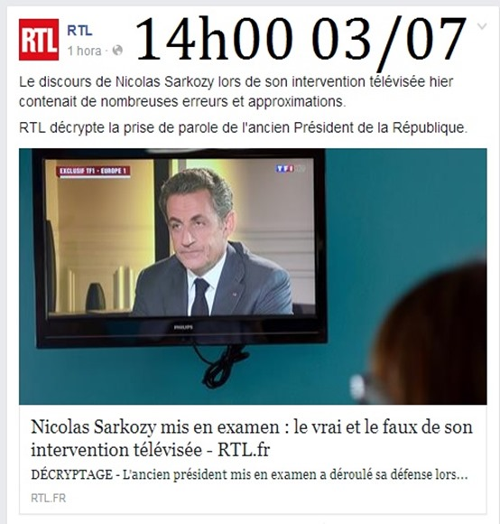 Sarkozy las errors