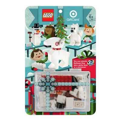 Lego 2011 Giftcard