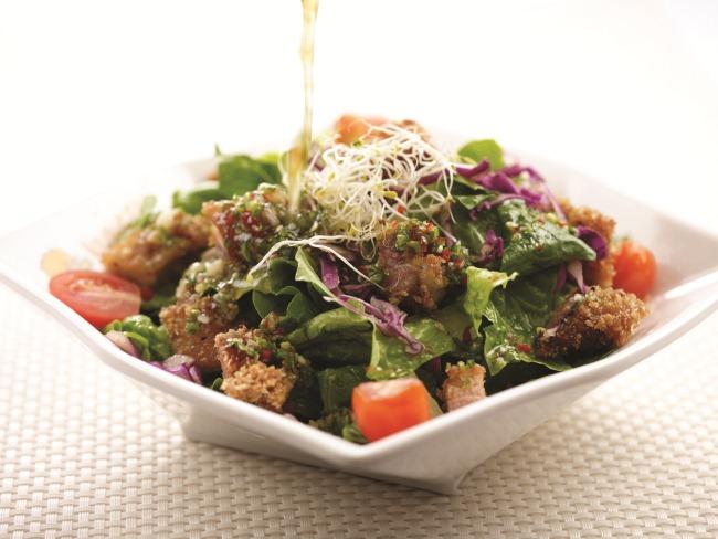 KungFu 'Master' Salad - RM 9.90