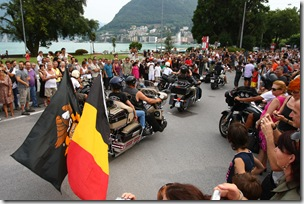 Swiss Harley Days 16th - 18th July 2010 - Lugano - Swiss