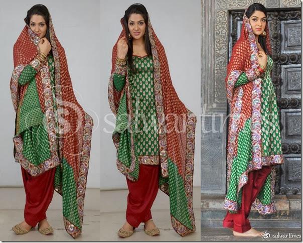 Sakshi_Chowdhary_Full_Sleeves_Salwar_Kameez